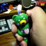 Ontdekt: kindvriendelijke aansteker