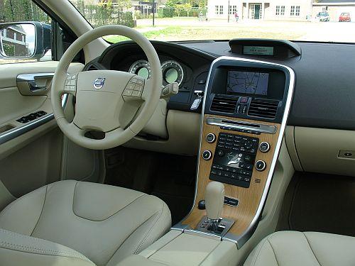 Ikvader test de nieuwe volvo xc60 for Volvo xc60 interieur