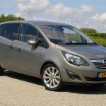 IkVader test de nieuwe Opel Meriva
