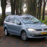 IkVader test de nieuwe Volkswagen Sharan