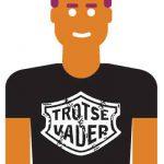 Nieuwe T-shirts in IkVaderShop
