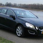 IkVader test de nieuwe Volvo V60