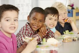 lunch kinderen continurooster