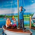 Ga op Vaderdag naar het Maritiem museum in Rotterdam