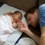 Vaders de klos bij bevalling in ziekenhuis