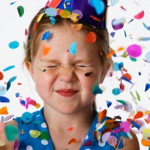 verjaardagspartijtje