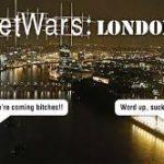 Londen siddert voor waterpistool