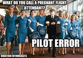 zwangerschap vliegen