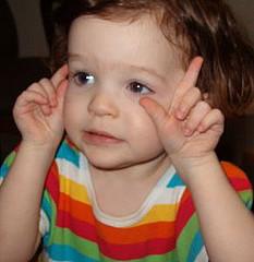 gebarentaal baby
