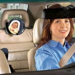 Babylook: achteruitkijkspiegel voor baby's