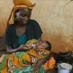 derde wereld moeder