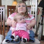 De kleinste moeder ter wereld