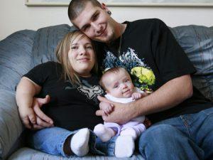 kleinste moeder van de wereld 2