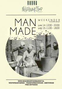 man made weekend
