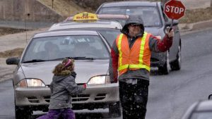 onveilige verkeersplek