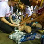 'Zes minuten reanimatieonderwijs voor elke middelbare scholier'