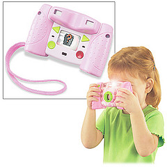 rosa test camera fisher price