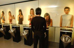 nederlandse man toilet