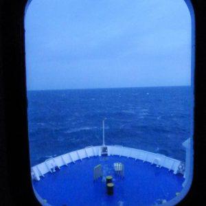 Uitzicht DFDS Seaways