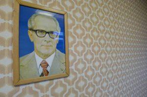 Gedenkstätte Hohenschonhausen Honecker