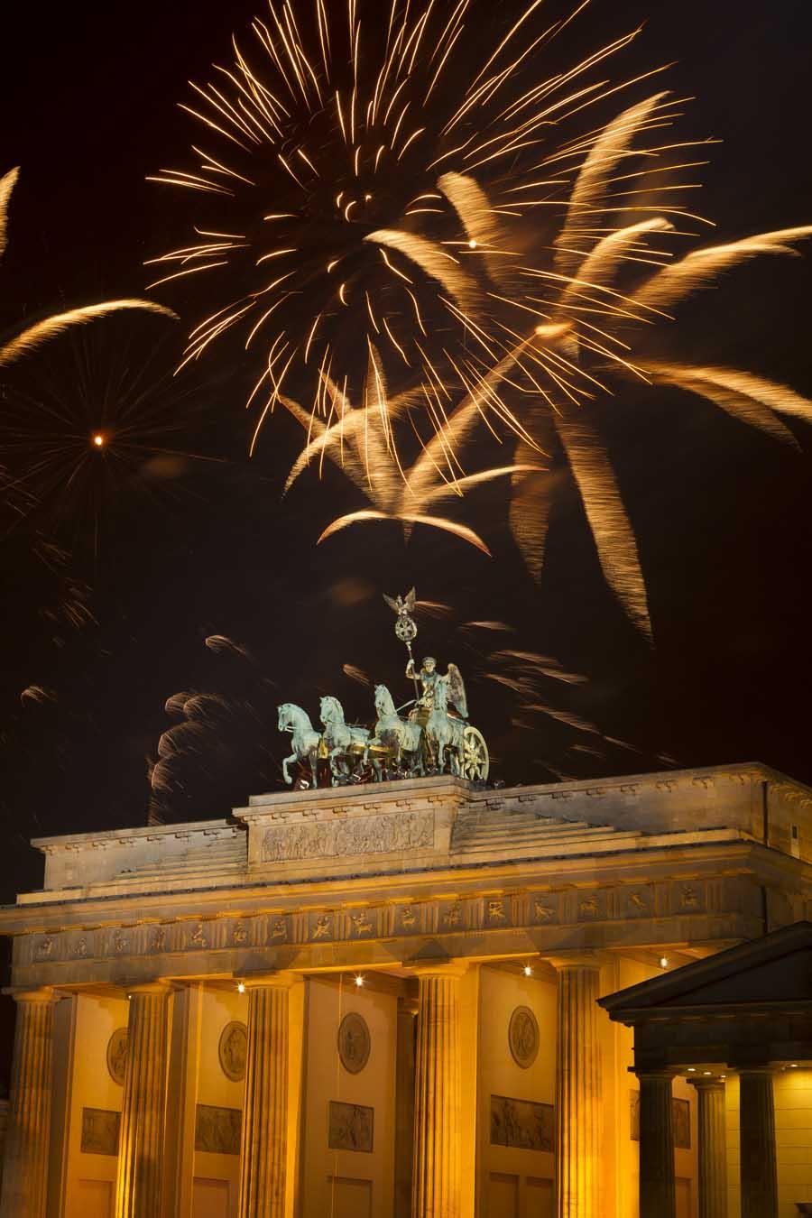 Nieuwjaar Berlijn kerstvakantie oud en nieuw
