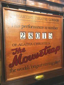 The Mousetrap London