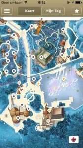 efteling app screenshot iphone